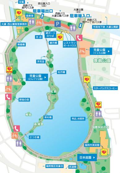 大濠公園地図.jpg